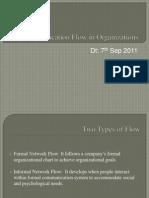 Communication Flow in Organizations