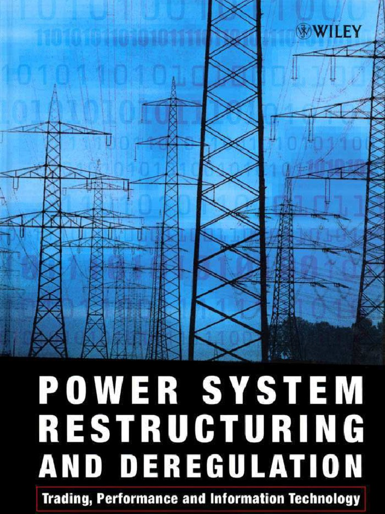 Power system restructuring and deregulation trading performance and power system restructuring and deregulation trading performance and information technology java programming language institute of electrical and fandeluxe Choice Image