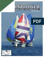 July/August KYC Hornblower