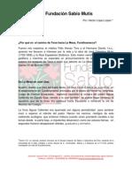 Fundación Sabio Mutis 4