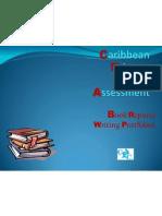 CPEA BookReportsandWritingPortfoliosabridgedforweb