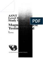ASNT Level II MT Study Guide