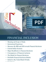 Financial Inclusion