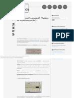 ¿Qué es un Protoboard_ (Tableta de experimentación). _ CIRCUITOS ELECTRONICO