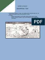 Lesson Plan Descriptive Text Lesson Plan Zoo