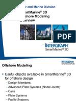 TSMM1013 SmartMarine 3D Offshore Modeling 1_Overview