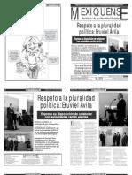 Versión impresa del periódico El mexiquense 10 julio 2012