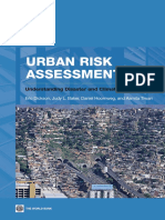 Urban Risk Assessments