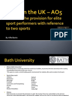 Bath Uni presentation – AO5 Alfie Banks