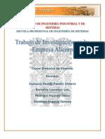 """Dinamica de Sistemas - Aplicacion con Vensim """"ALICORP"""""""