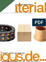 Igus solutins for material handling