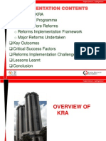 KRA Reforms - Presentation to Strathmore University - Final - 15-11-11