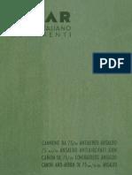 Cannone 75-46 Ansaldo Antiaereo 1939