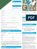 Registran Form GIEFA