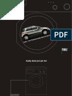 Fiat Sedici Dane Techniczne