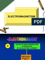 Chap 3 Electromagnetism