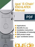 ESD & ATEX manual