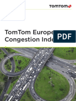 2012 0704 TomTom Congestion Index 2012Q1europe Km(1)