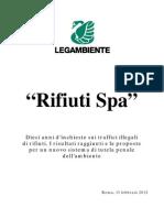 Dossier Rifiuti Spa