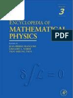 Encyclopedia of Mathematical Physics Vol.3 I-O Ed. Fran Oise Et Al