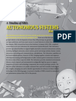 NRL Autonomous Systems Research Timeline