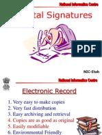 SSDG - Digital Signature