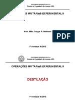 Aula 2 - Opunitexpii - Destilacao