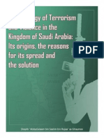 The Ideology of Terrorism and Violence in Saudi Arabia Origins Reasons and Solution