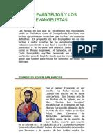 Los Evangelios y Los Evangelistas