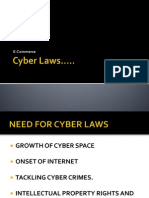 Cyber Laws...