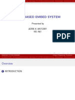 fpga based embeded system seminar pt