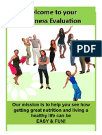 Your Wellness Profile