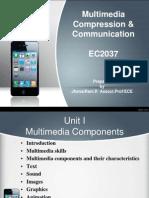 Multimedia Introduction, MM Skills