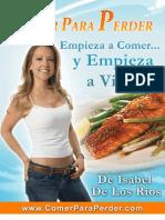 Comer Para Perder Manual Del Program A
