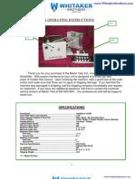 Instructions 1217a manual