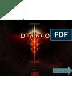 Blizzard Diablo 3 System Requirements