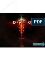 Diablo 3 Keyboard Controls