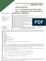 NBR-ISO 2768-1