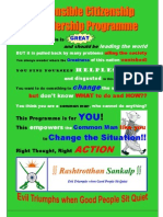 RASTR Responsible Citizenship & Leadership Programme Brochure