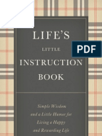 Lifes Little Instruction Book Pdf