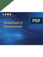SharePoint UI Advancements