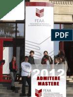 Brosura Admitere Mastere 2012xx(1)
