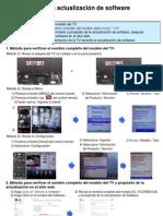 Guia de Actualizacion de Software(Espanol)