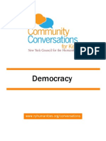 Community Conversations for Kids Democracy Toolkit
