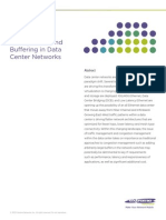 Congestion Management and Buffering in Data Center Networks