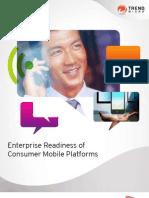 Enterprise Readiness