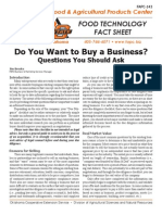 Do You Want to Buy a Business Questions You Should Ask