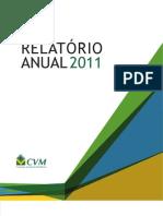 Relatorio Anual CVM 2011