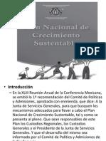 Plan_nacional de CreCimiento Sustentable
