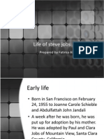 Life of Steve Jobs